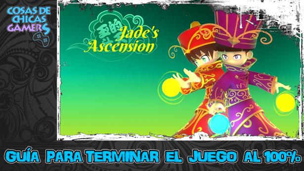 Guía para conseguir el platino de Jade Ascension