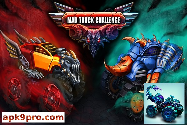 Mad Truck – Hill Climb Racing v1.5 Apk + Mod File size 85 MB for android