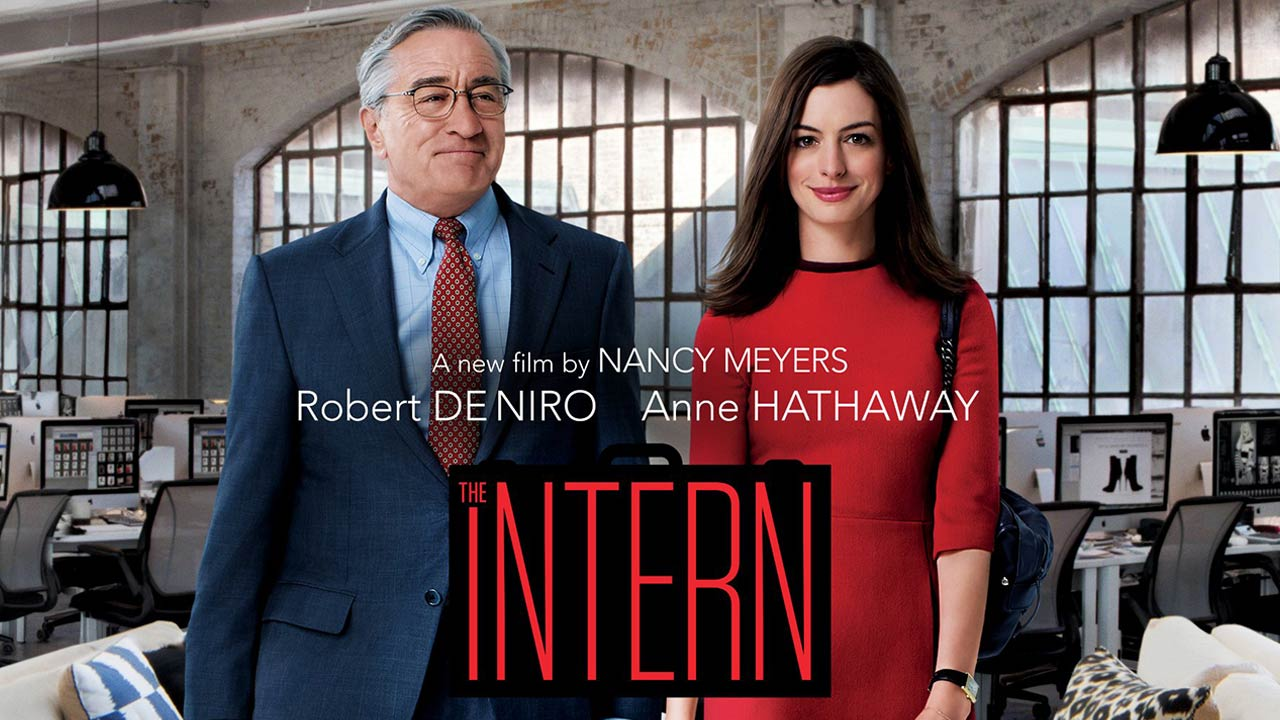 the intern full movie review