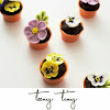 Flower Pot Cakes & Cookies: 12 Kue Bentuk Bunga dan Pot Bunga