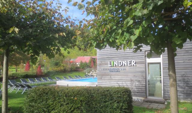 Lindner Parkhotel & Spa Oberstaufen - Außenpool