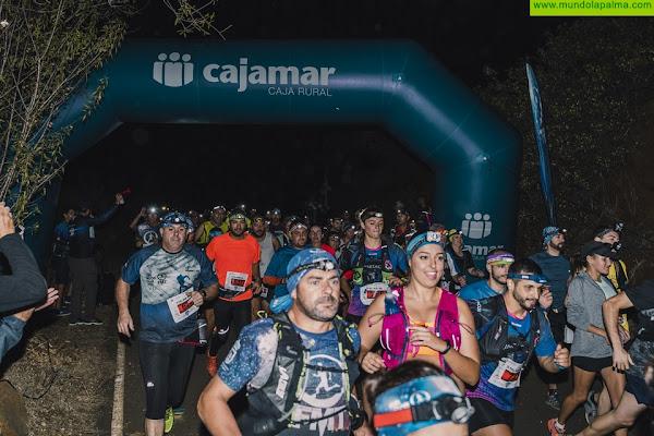 La situación sanitaria de La Palma, en nivel 3, obliga a posponer la décima edición de la Full Moon Trail Naviera Armas a 2022