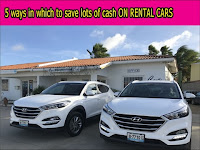 5 ways in which to save lots of cash ON RENTAL CARS