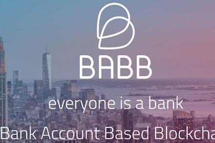 BABB - Platform Perbankan Terdesentralisasi Teknologi Blockchain