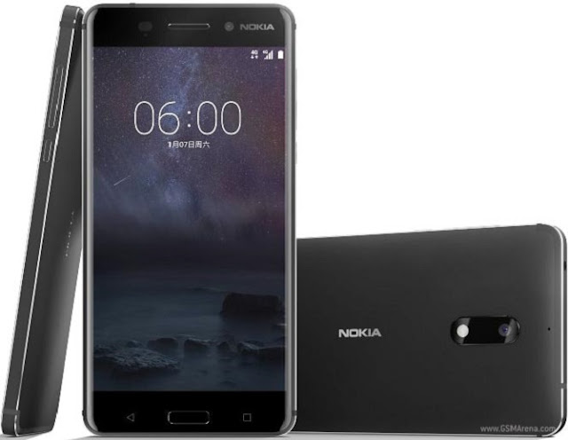 Here's The Detail Specifications of the Nokia 6 Android Nougat Smartphone