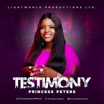 Princess Peters Releases New Single & Video - ''Testimony''