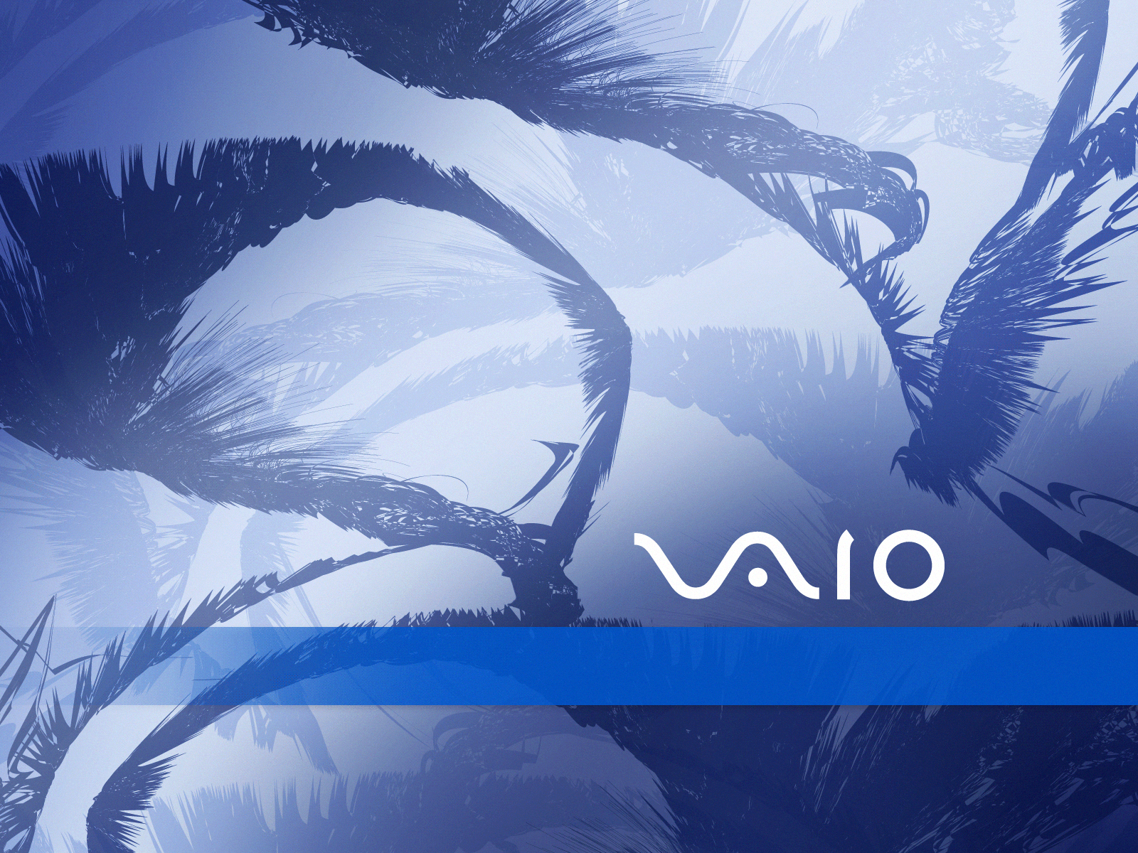 new background wallpaper: Vaio Wallpaper