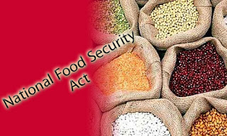 campaign on National Food Security Act