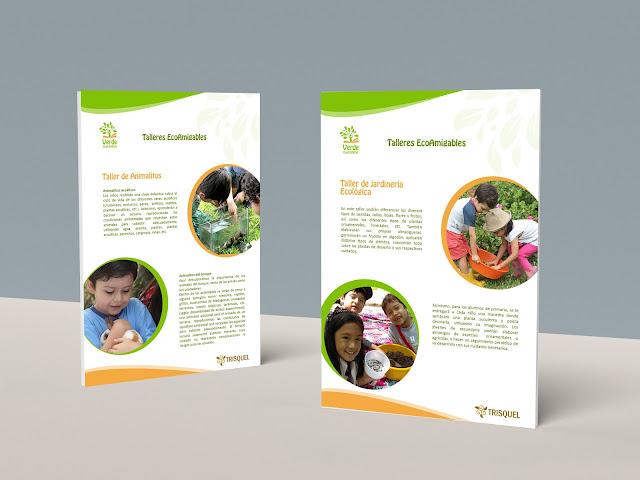 Gráficas para Verde ConCIENCIA