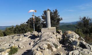 Talaia del Montmell (El repte dels 100 cims)