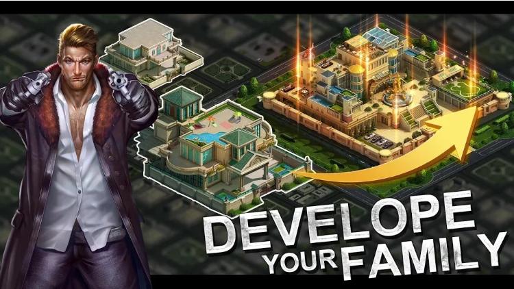 ملخص حول مدينة المافيا لعبة استراتيجية Mafia City