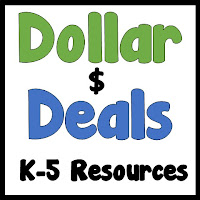 Dollar Deals for the Classroom