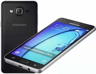 Cara Instal Ulang Samsung Galaxy On5 SM-G550FY Via Odin - Mengatasi Bootloop