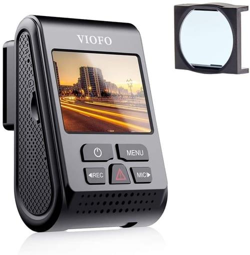 Review VIOFO A119 V3 Quad HD Dash Cam