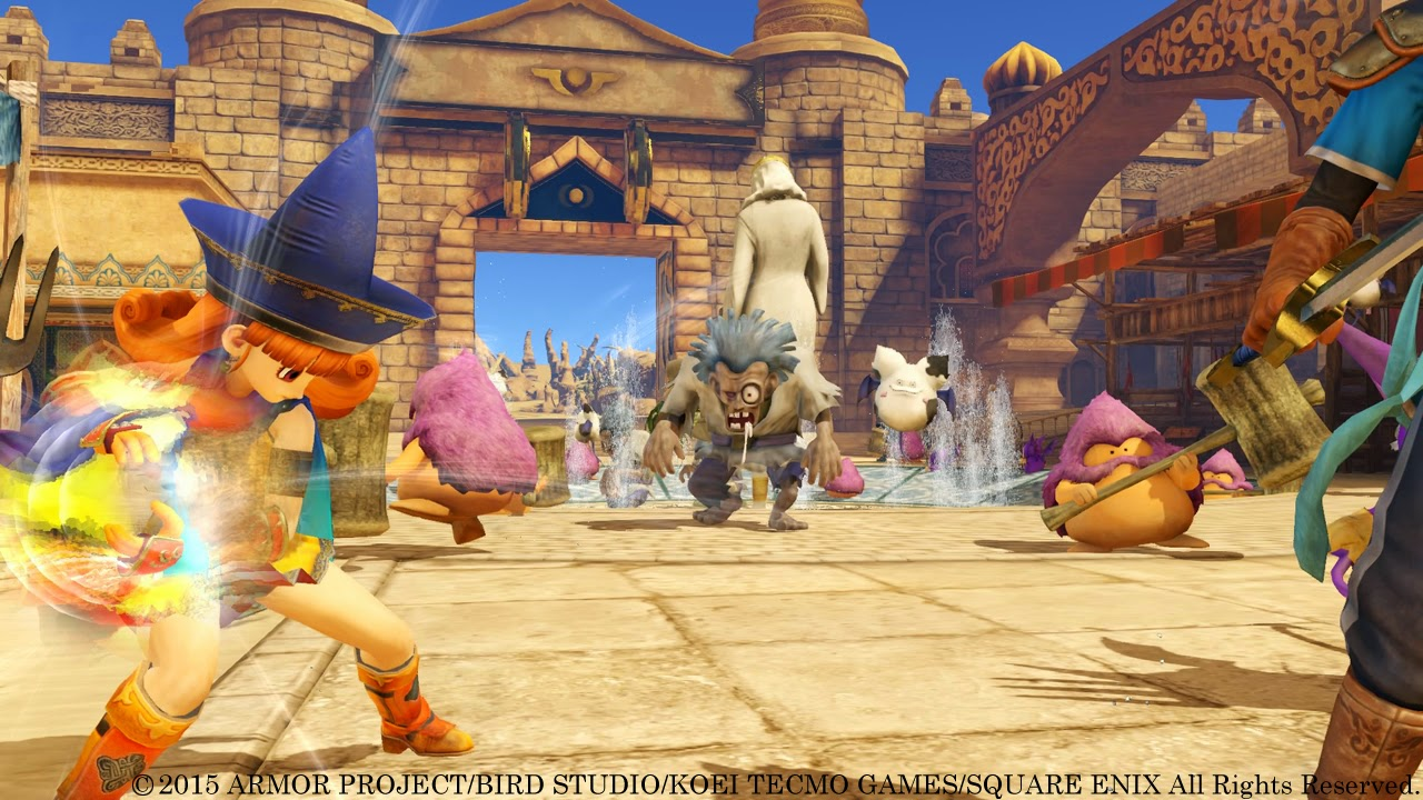 Otaku Gamers UK - News & Reviews: News: Dragon Quest Heroes Ps3/Ps4
