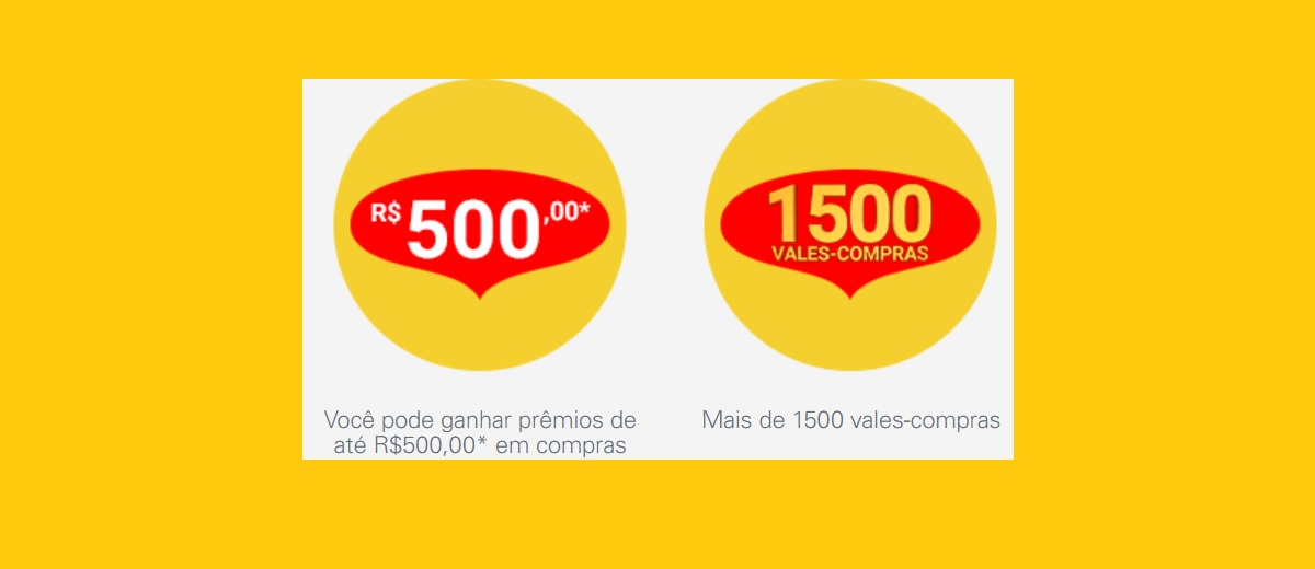 Cadastrar Promoção Maggi Vale-Compras 500 Reais