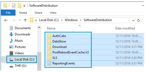 Cara Memperbaiki Terjebak Ketika Memperbarui Windows 10 9