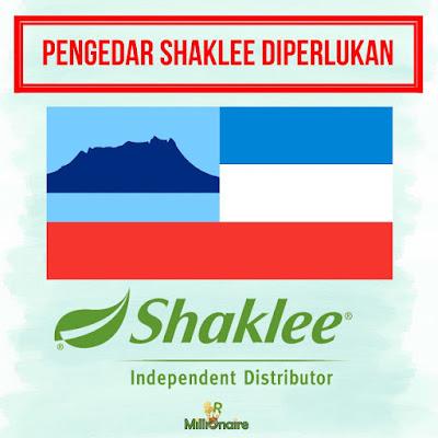 Pengedar Shaklee Sabah