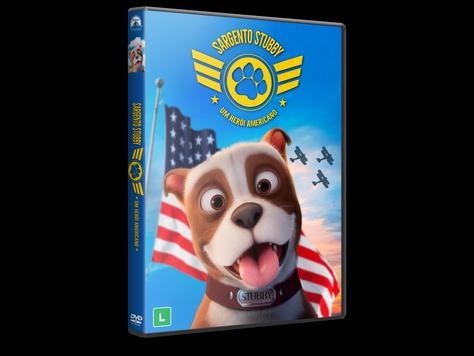 Sargento Stubby: Um Herói Americano