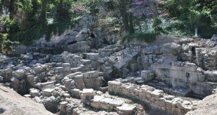 Ιερό ή μαντείο του Διονύσου στην Άφυτο