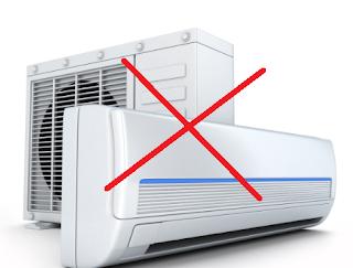 Membuat ruang sejuk tanpa AC