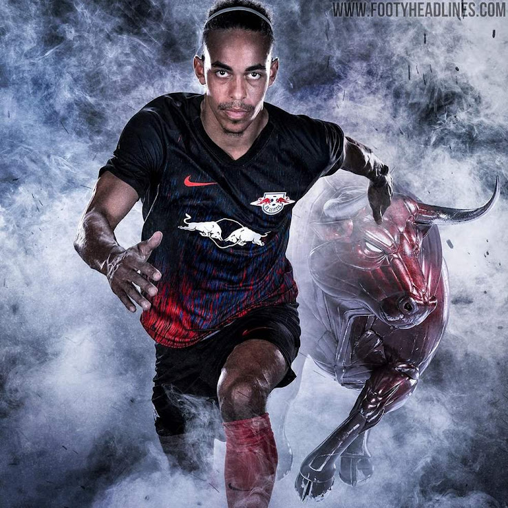 Stunning Nike Rb Leipzig 19 20 Champions League Kit Released Footy Headlines