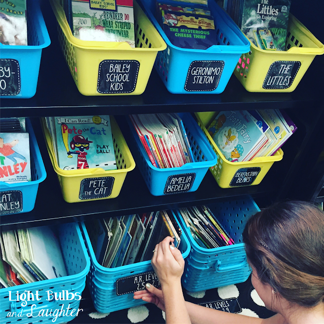Back To School Night - What I Don't Want Parents To Know - Light Bulbs and Laughter Blog
