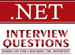Dot Net Framework - Interview Questions asked in Top MNCs
