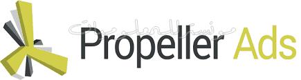بديل جوجل ادسنس PropellerAds