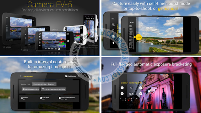 Camera FV-5 Apk Pro Premium v3.25 Full Features Hack Cracked