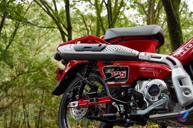 Sepeda Motor Honda CT125