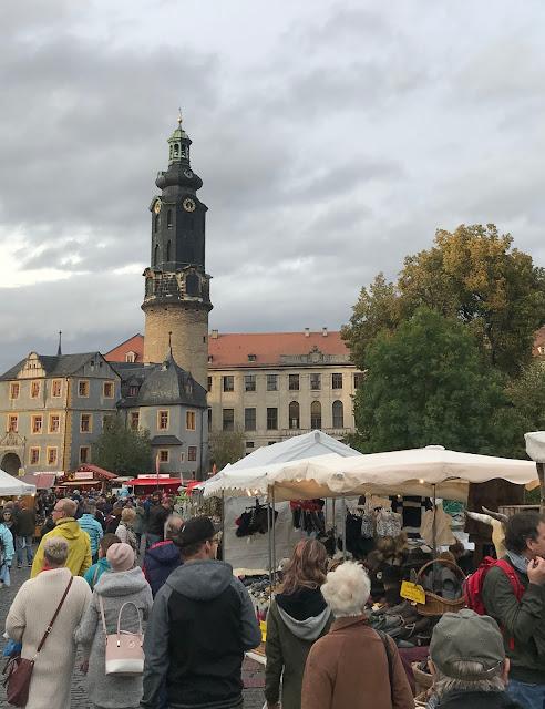 Zwiebelmarkt Weimar 2019