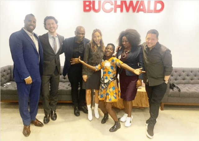 American talent agency signs Ghana's DJ Switch