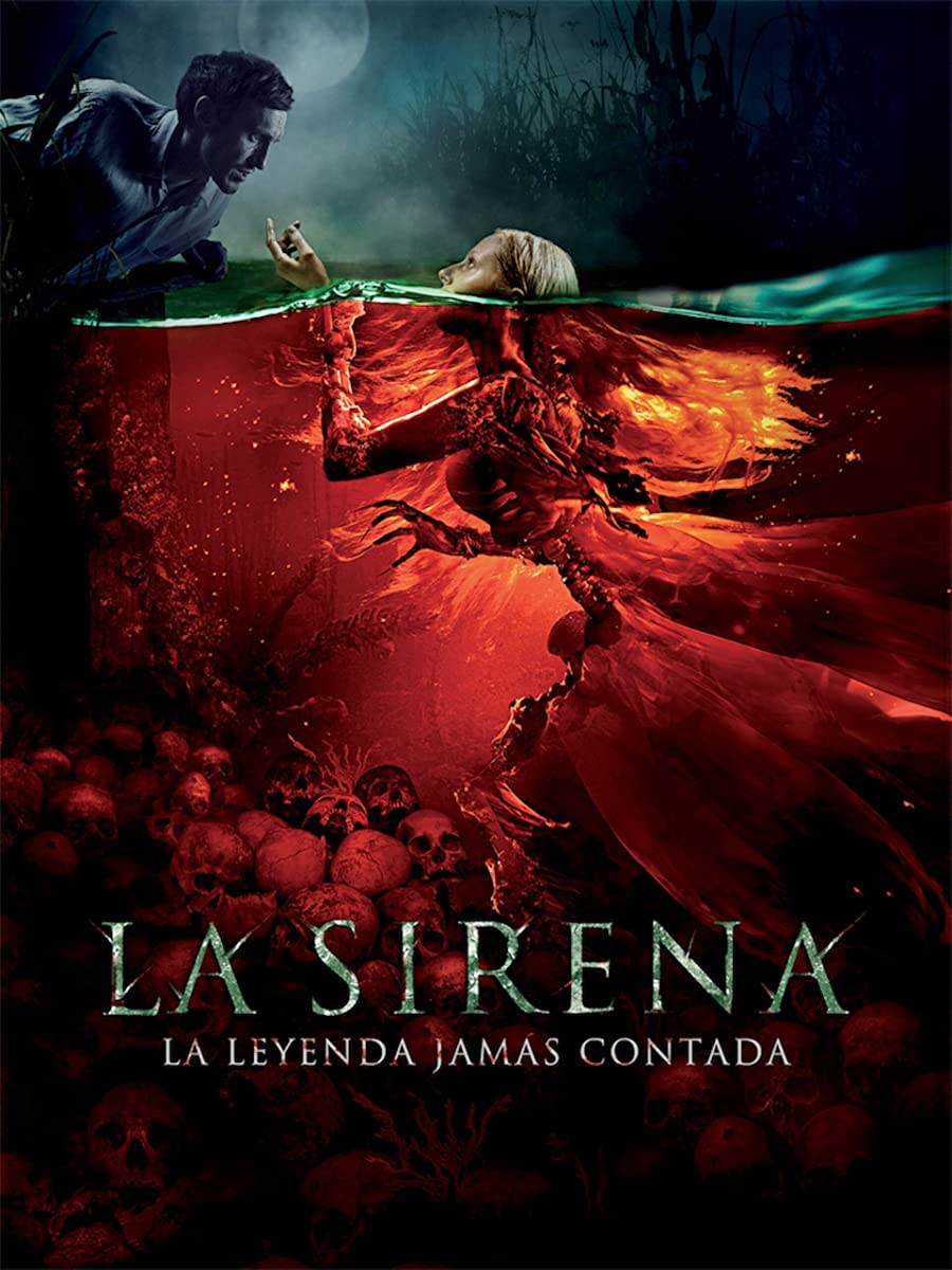 The Mermaid: Lake of the Dead (2018) Full HD 1080p Latino