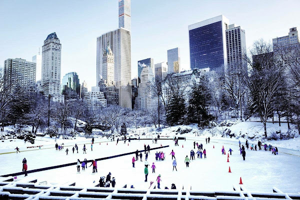 Central Park Ice-Skating Rink