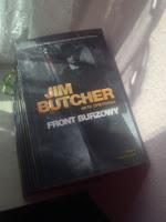 """Front burzowy"" Jim Butcher, fot. paratexterka ©"
