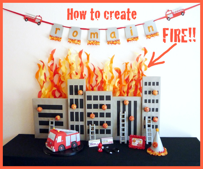 Fire Safety Craft Ideas