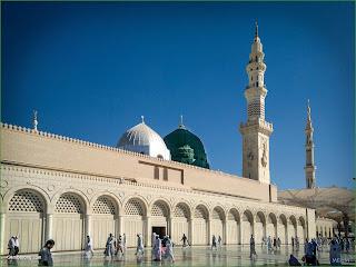 Sholat Arbain di Masjid Nabawi