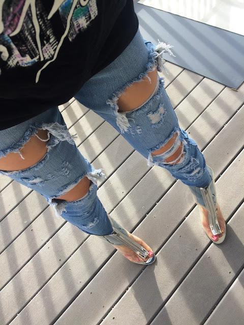 Drama Jeans Fashion Nova Jeans Review