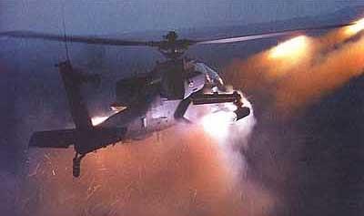 Roket Hydra 70 : Satu dari Tiga Kombinasi Senjata Maut AH-64E Apache Guardian