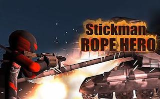 Stickman Rope Hero 2 MOD APK Terbaru 2019 (Full MOD Money) Free Download