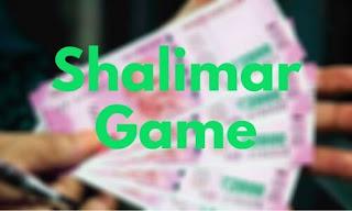 Shalimar Game Result