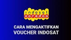 2 Cara Mengaktifkan Voucher Indosat Ooredoo / IM3