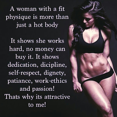 Fit is sexy