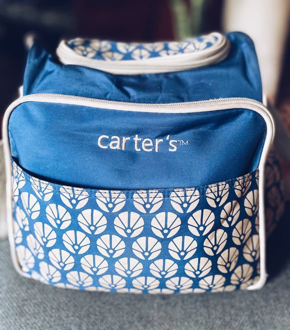 Carter baby bag