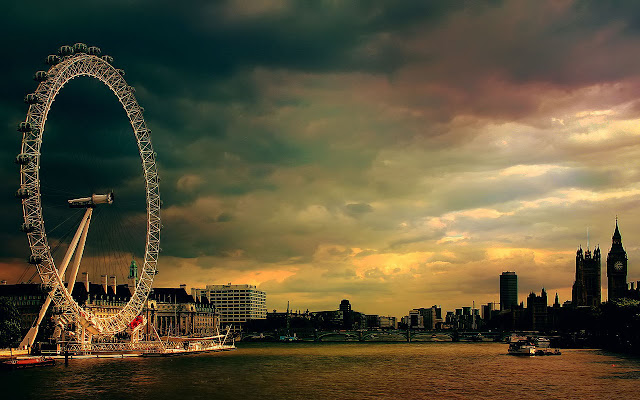 Explore a Different Side to London wallpapers