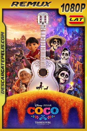 Coco (2017) 1080p BDRemux Latino – Ingles