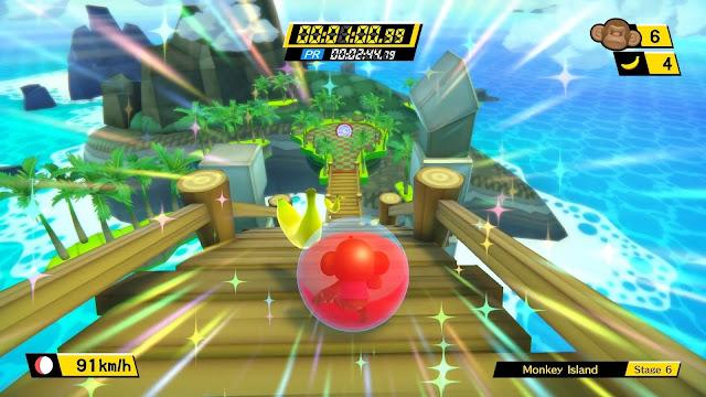 Super Monkey Ball Banana Blitz HD PC steam