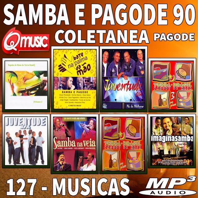 MP3 DO BAIXAR GRATIS 2012 TURMA CD PAGODE