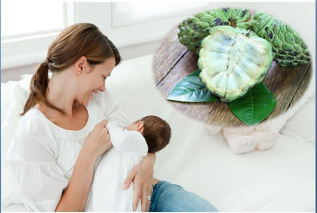 Sau sinh, mẹ ăn những loại hoa quả này vừa khỏe vừa đẹp lại nhiều sữa cho con